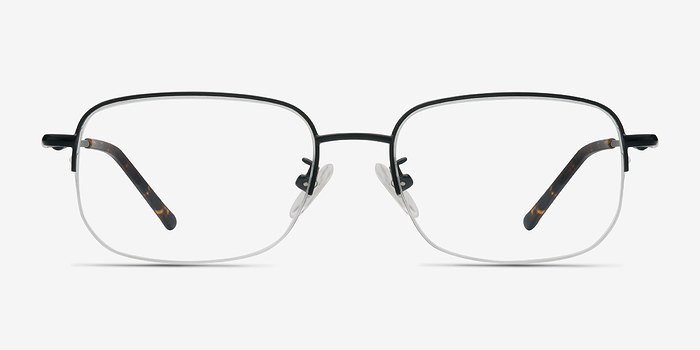 Black Munroe -  Metal Eyeglasses