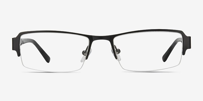 Black Vela -  Metal Eyeglasses
