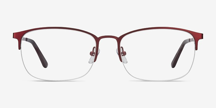 Red Paradox -  Metal Eyeglasses