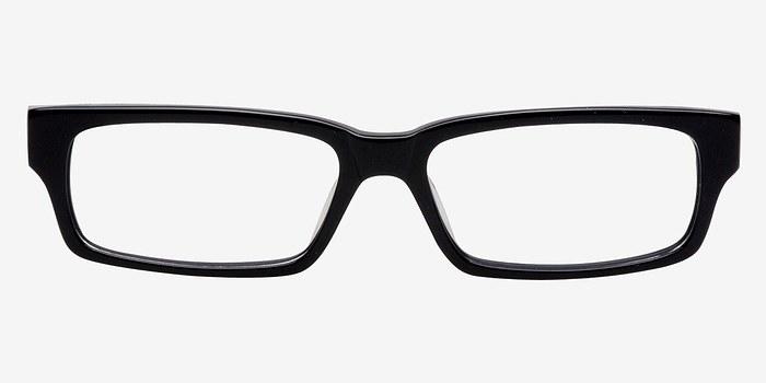 Black Cad -  Classic Acetate Eyeglasses