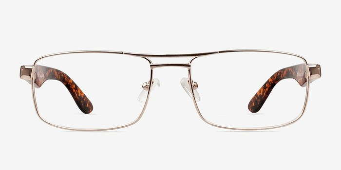 Golden Brenden -  Metal Eyeglasses