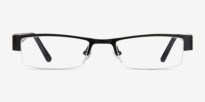 Black Bud -  Metal Eyeglasses