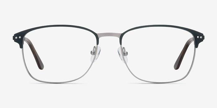 Black Gunmetal Arcadian -  Metal Eyeglasses