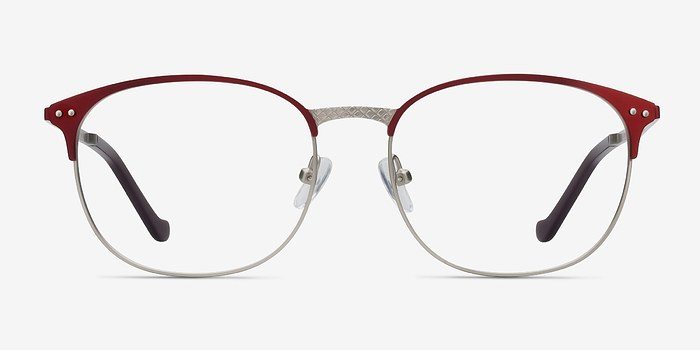 Red Phenomena -  Metal Eyeglasses