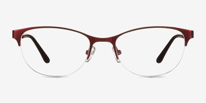 Red  Melody -  Metal Eyeglasses