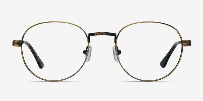 Bronze Belleville -  Classic Metal Eyeglasses