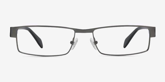 Gunmetal Katia -  Metal Eyeglasses