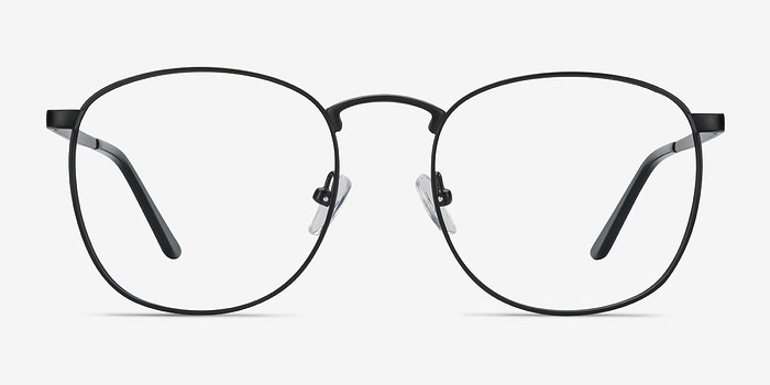 Black St Michel -  Geek Metal Eyeglasses