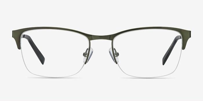 Green Time -  Metal Eyeglasses