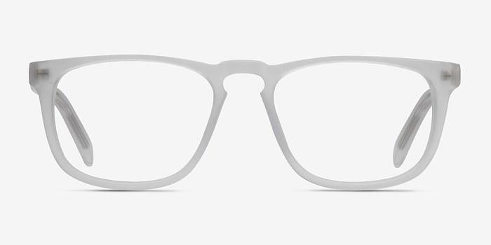 Matte Clear Rhode Island -  Fashion Acetate Eyeglasses