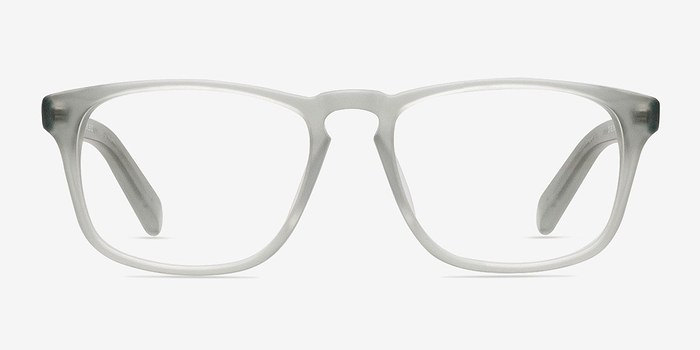 Matte Gray Rhode Island -  Fashion Acetate Eyeglasses