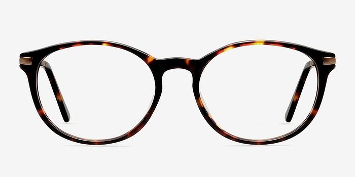 Tortoise New Bedford -  Fashion Acetate Eyeglasses