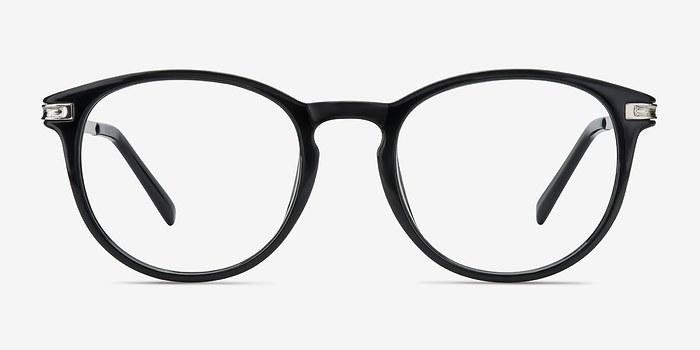 Black Daphne -  Fashion Plastic Eyeglasses