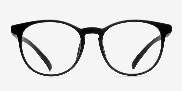 Black Chilling -  Fashion Plastic Eyeglasses