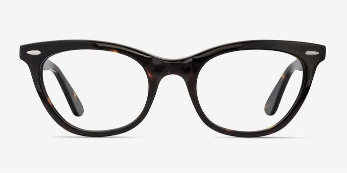 Tortoise Ellie -  Classic Acetate Eyeglasses