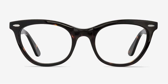 Tortoise Ellie -  Fashion Acetate Eyeglasses