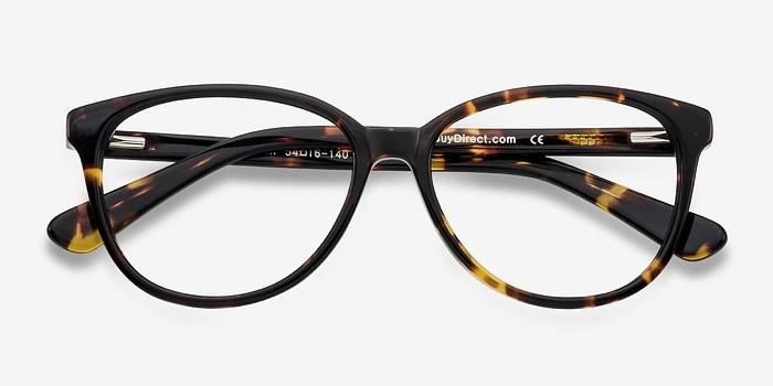 hepburn tortoise acetate eyeglasses eyebuydirect