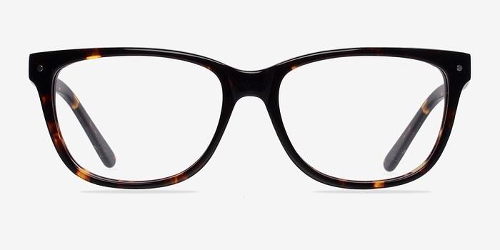 Tortoise Allure -  Classic Acetate Eyeglasses