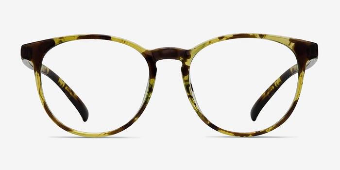 Tortoise Chilling -  Fashion Plastic Eyeglasses
