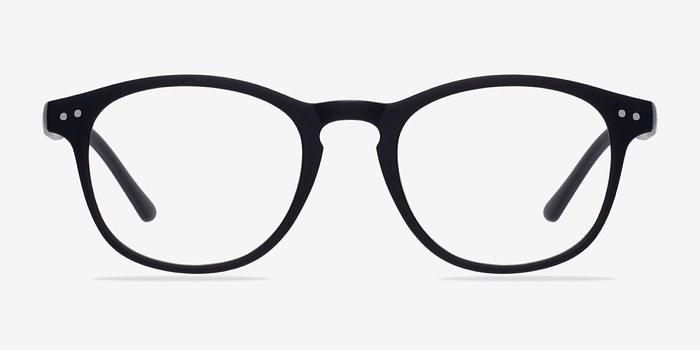 Matte Navy Instant Crush -  Fashion Plastic Eyeglasses