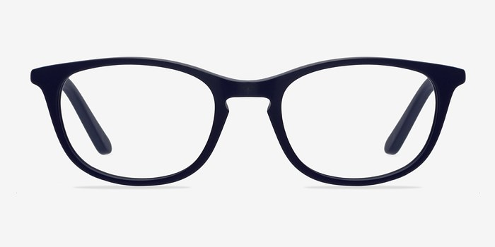 Navy Valentin -  Fashion Acetate Eyeglasses