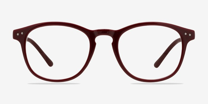 Red Instant Crush -  Fashion Plastic Eyeglasses