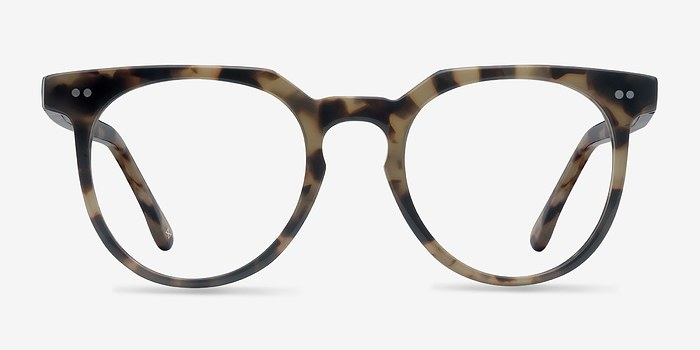 Glazed Tortoise Atmosphere -  Geek Acetate Eyeglasses