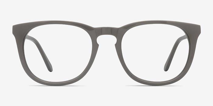 Warm Gray Providence -  Acetate Eyeglasses