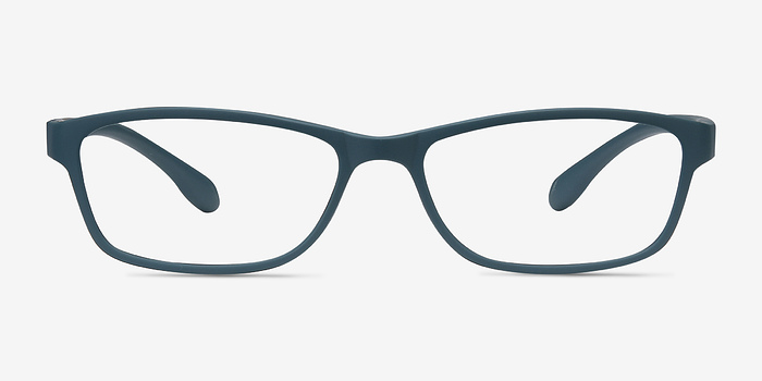 Matte Green Versus -  Classic Plastic Eyeglasses