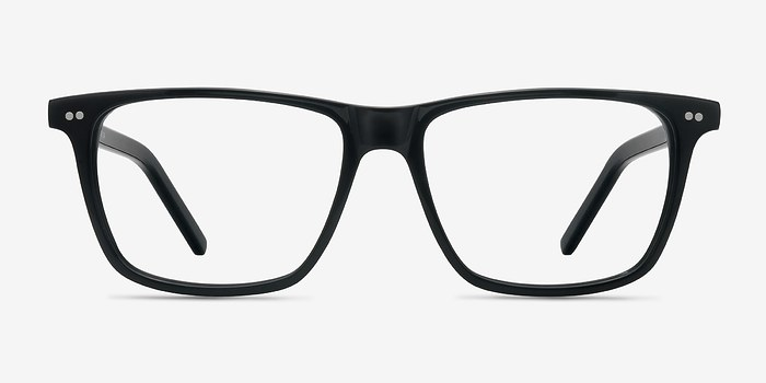Black Default -  Acetate Eyeglasses