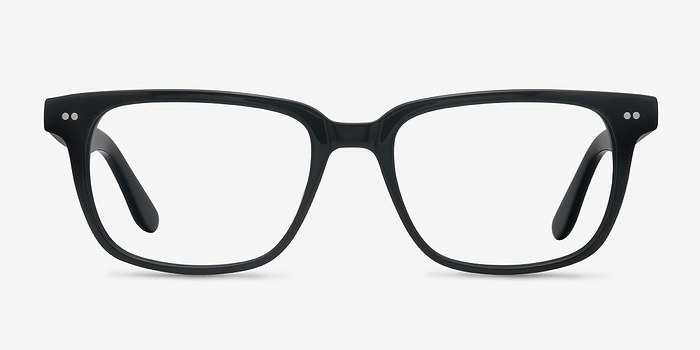 Black Pacific -  Acetate Eyeglasses