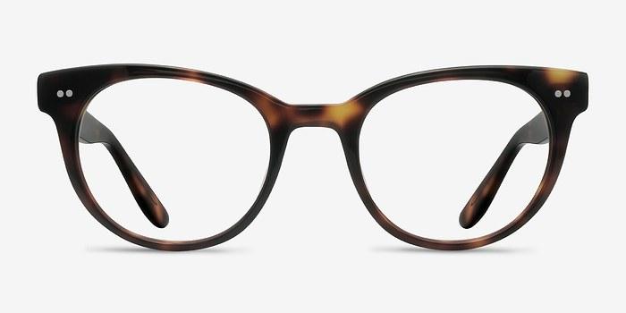 Tortoise Daybreak -  Vintage Acetate Eyeglasses