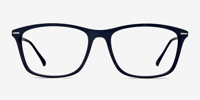 Navy Thursday -  Plastic Eyeglasses
