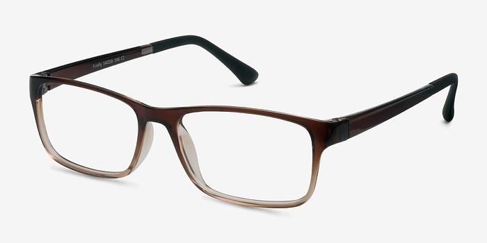 EyeBuyDirect Firefly Brown  Plastic Eyeglasses