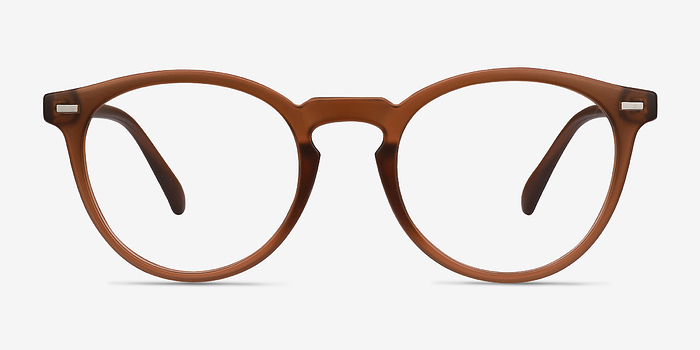 Matte Redwood Peninsula -  Plastic Eyeglasses