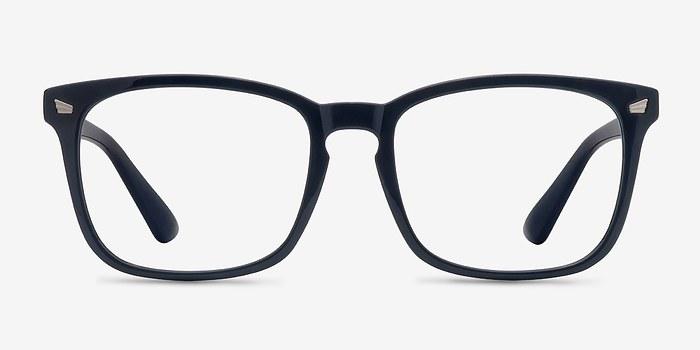 Navy Uptown -  Plastic Eyeglasses
