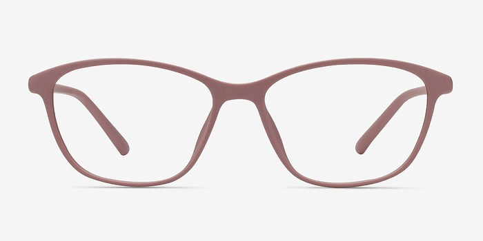 Matte Pink District -  Plastic Eyeglasses