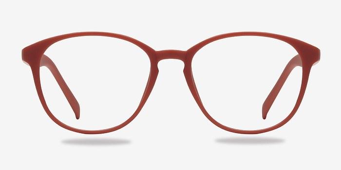 Matte Pink Watermelon -  Fashion Plastic Eyeglasses