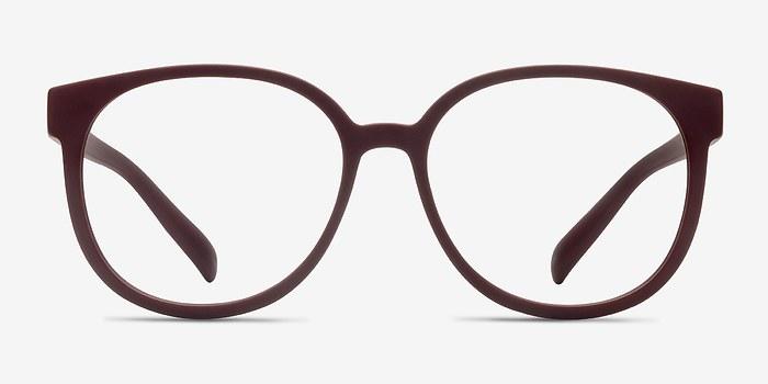 Dark Red Kilt -  Plastic Eyeglasses