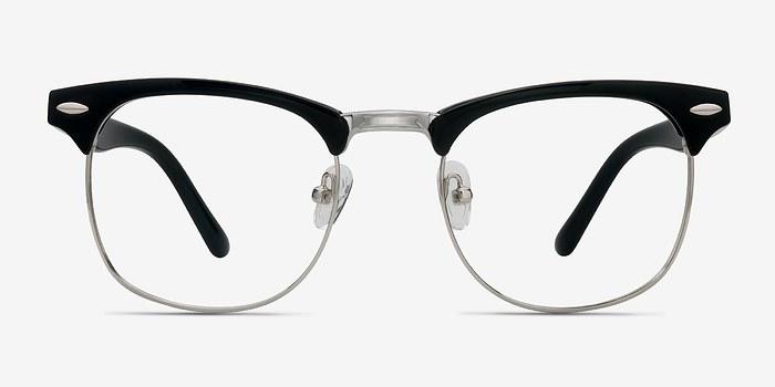 Black Little Coexist -  Geek Metal Eyeglasses