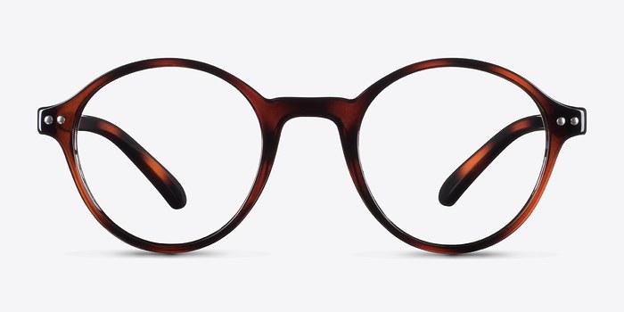 Tortoise Little Mellow -  Plastic Eyeglasses