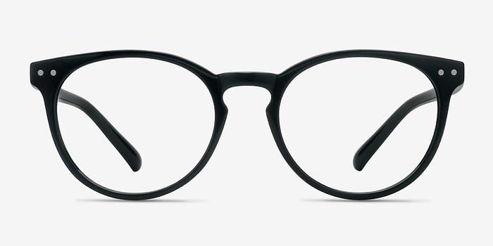 Black Little Morning -  Plastic Eyeglasses