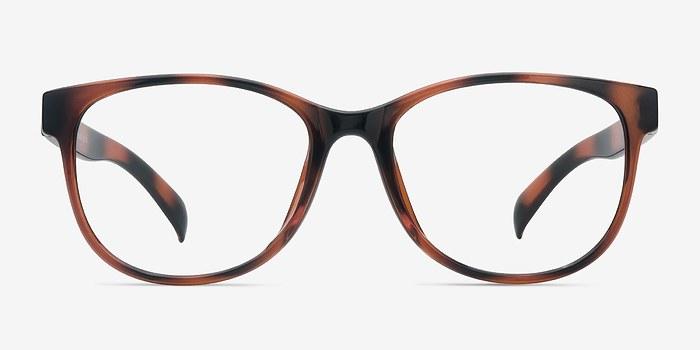 Brown Warren -  Plastic Eyeglasses