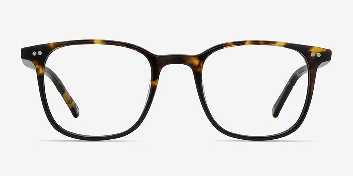 Amber Tortoise Sequence -  Acetate Eyeglasses