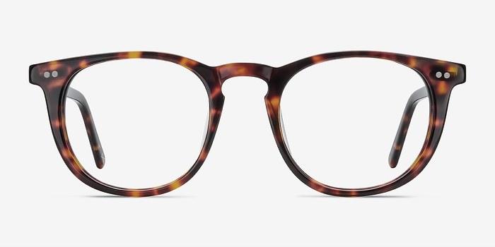 Warm Tortoise Aurora -  Designer Acetate Eyeglasses
