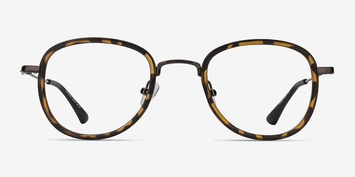 Tortoise Vagabond -  Plastic Eyeglasses