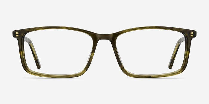 Green Crane -  Acetate Eyeglasses