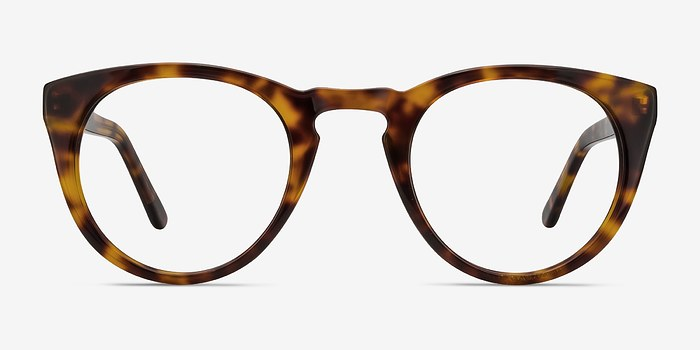 Tortoise Lynx -  Acetate Eyeglasses