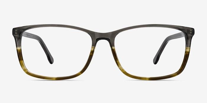 Gray Brown Constellation -  Acetate Eyeglasses