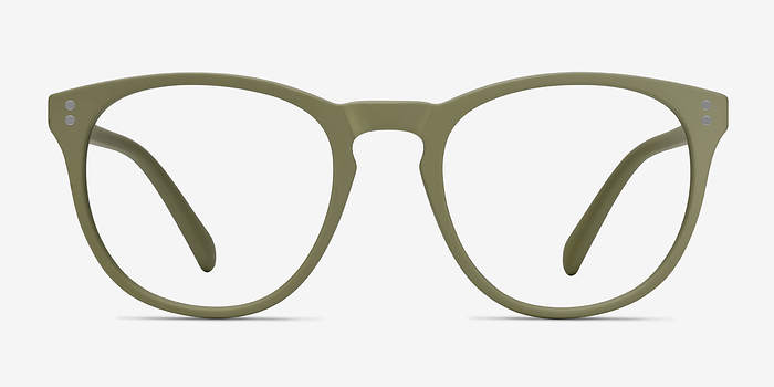 Green Legendary -  Plastic Eyeglasses